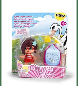 PinyPon e Bebé Surpresa - Pack D