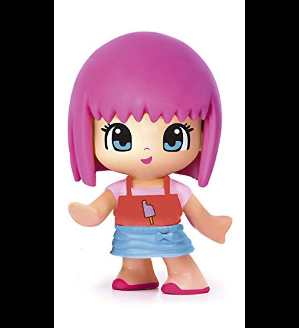 PinyPon Figura Série 8 - Rosa