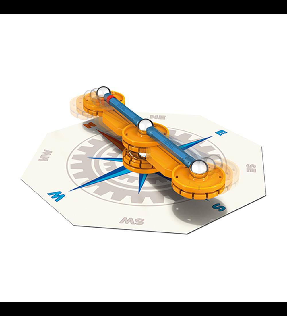 Geomag Mechanics - 21 Peças