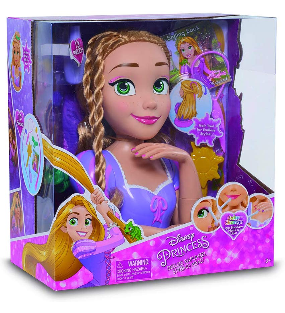 Busto da Rapunzel