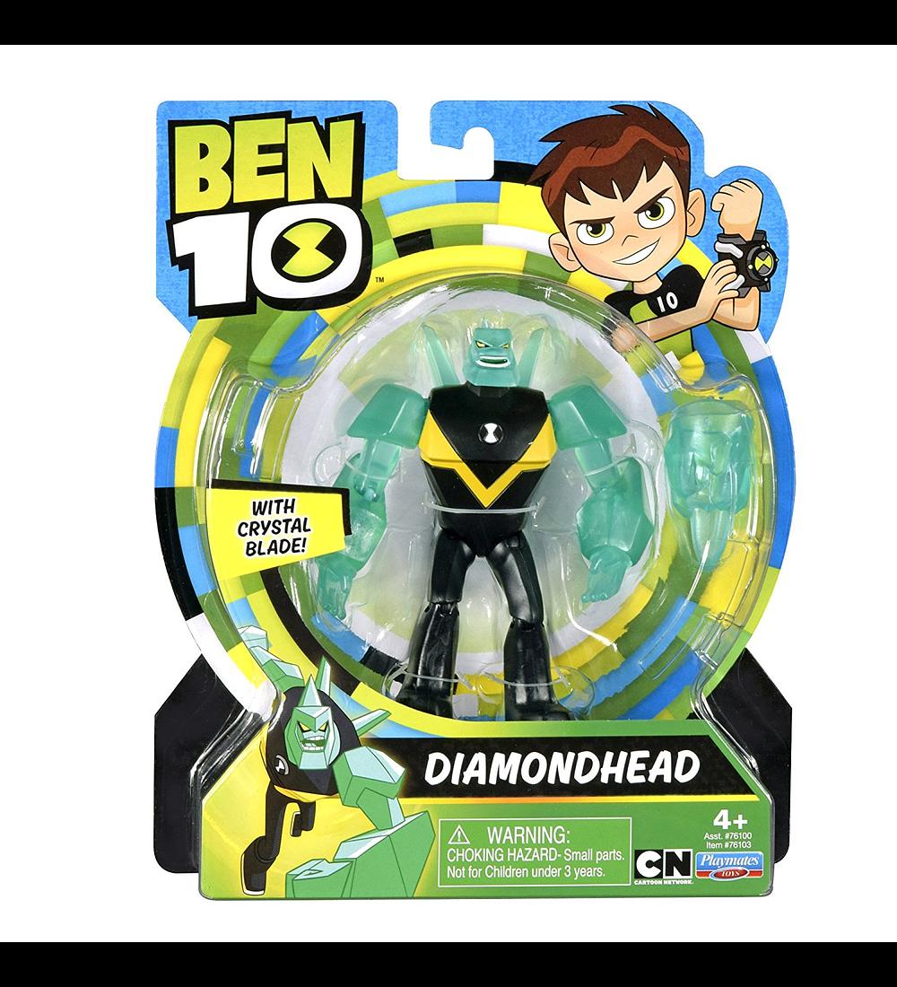 Figura Básica - Diamondhead