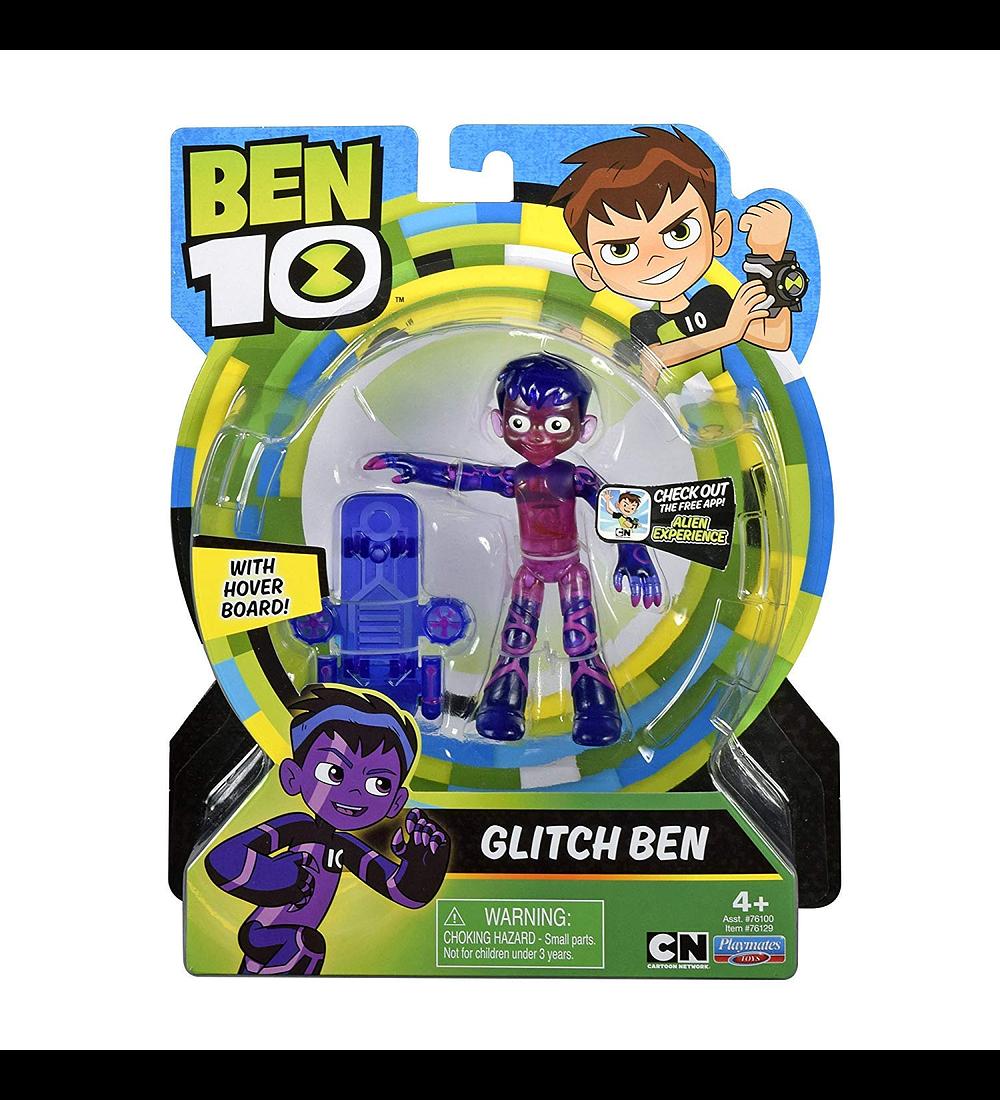 Figura Básica - Glitch Ben