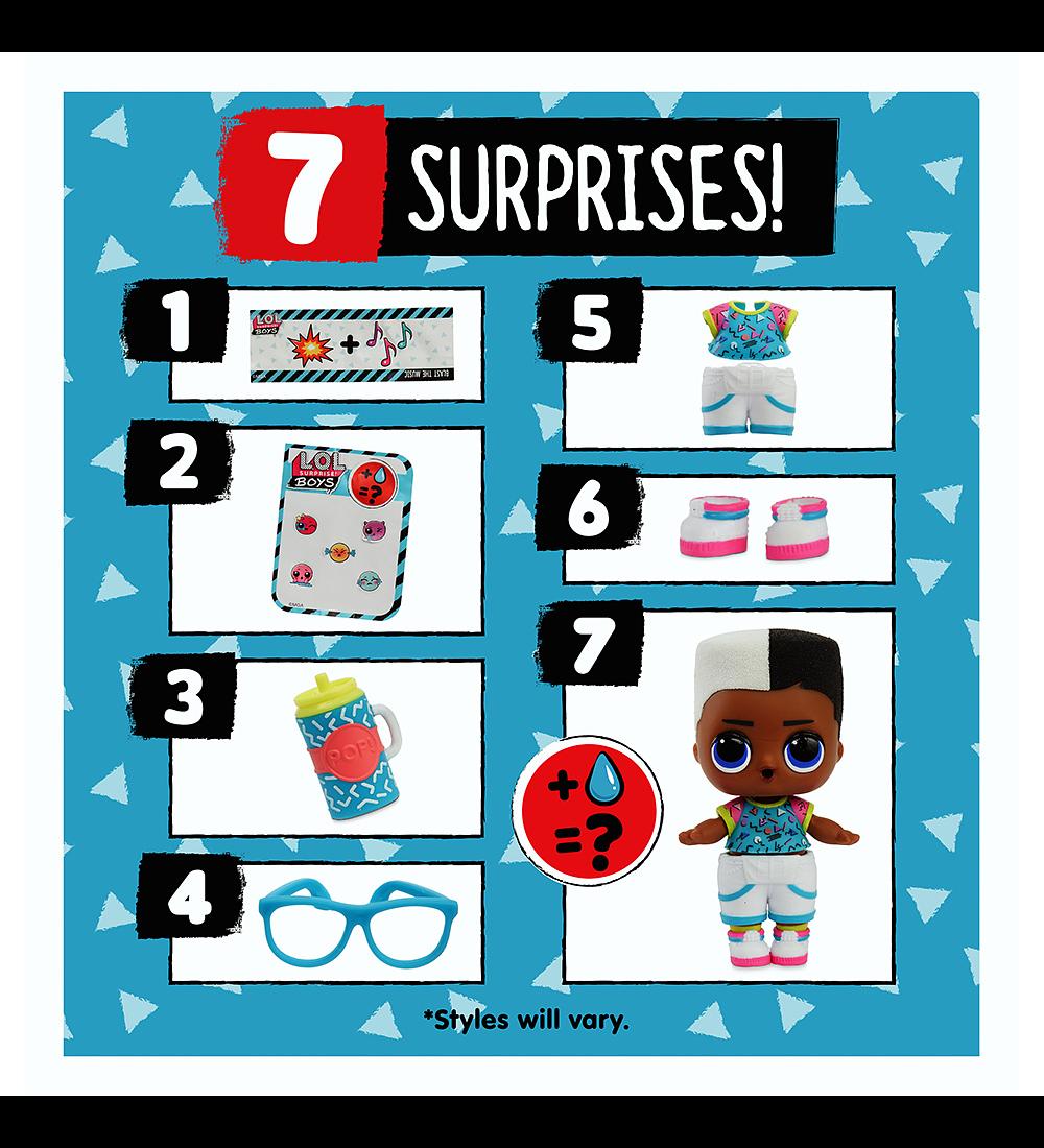 LOL Surprise - Boys