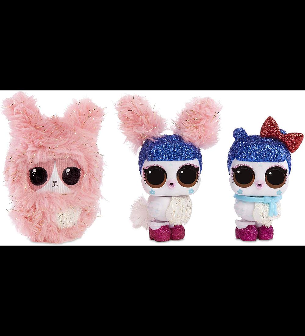 LOL Surprise - Fluffy Pets Winter Disco