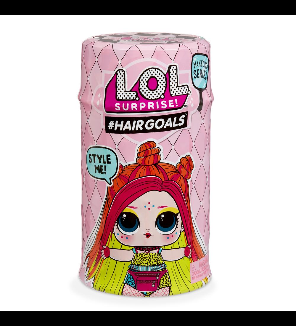 LOL Surprise - Hair Goals