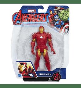 Figura 15 cm do Iron Man
