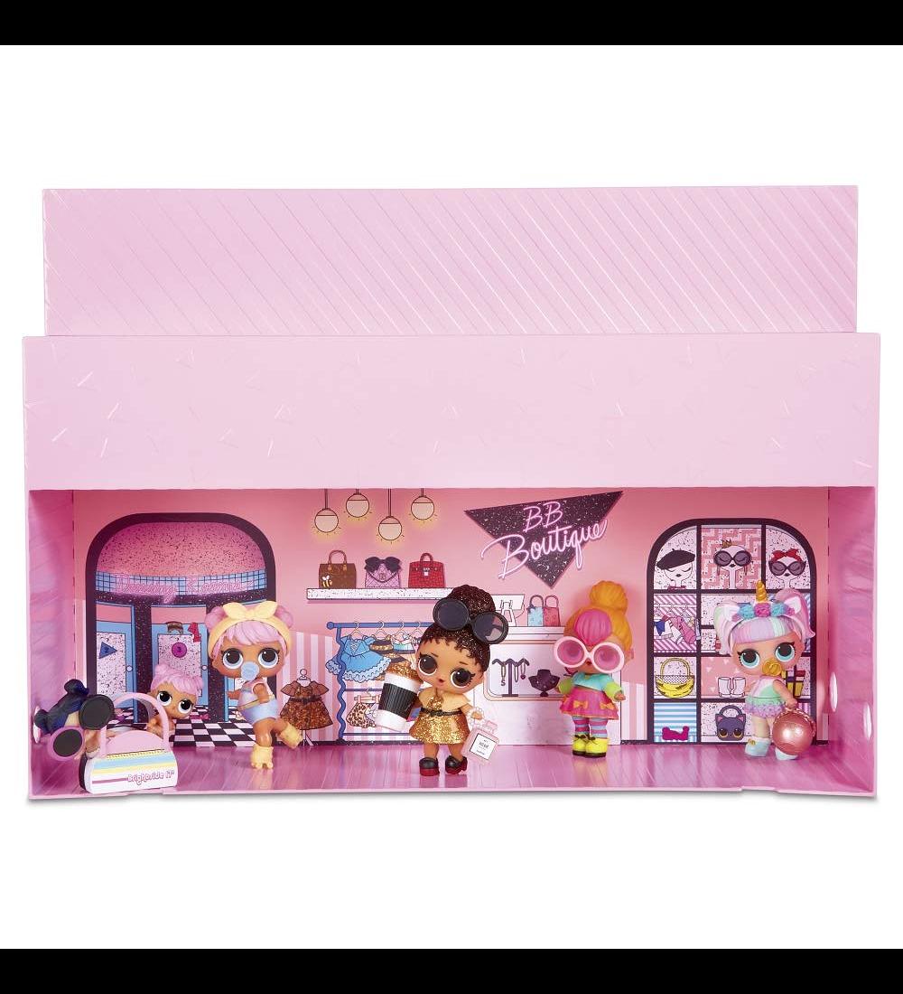 LOL Surprise - Pop-Up Store 3 em 1