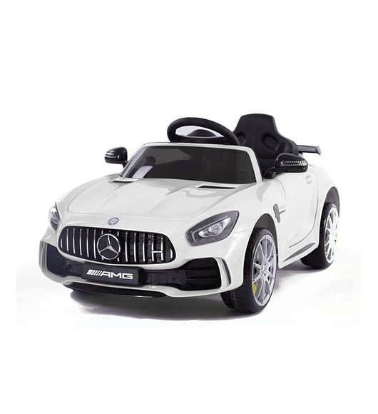 Mercedes AMG GTR - Branco