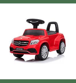 Mercedes GLS 63 - Vermelho