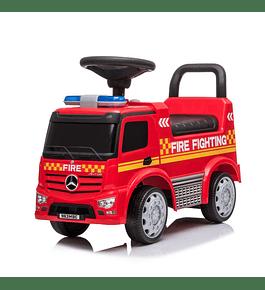 Mercedes Actros - Camião dos Bombeiros