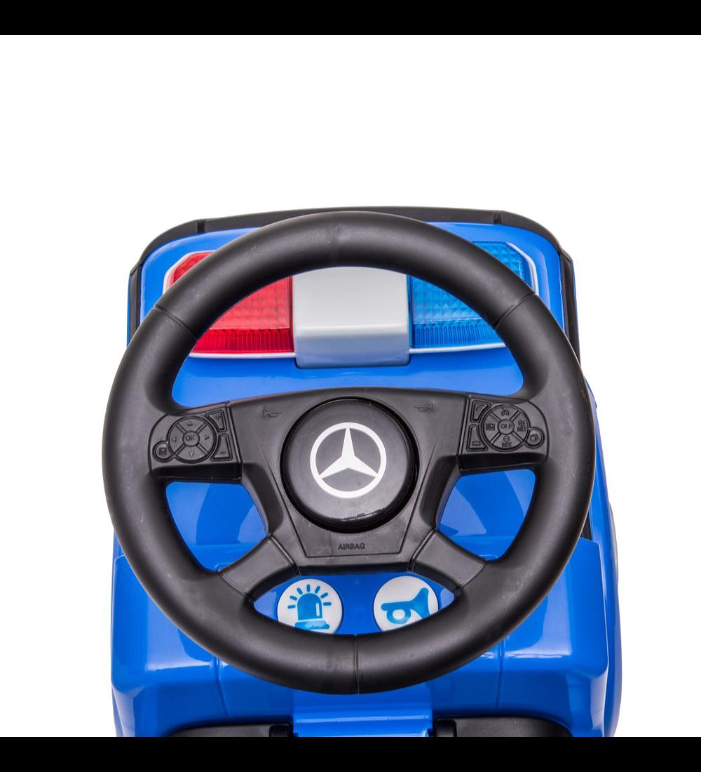 Mercedes Actros - Camião da Polícia