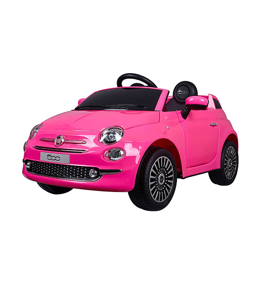 Fiat 500 - Rosa