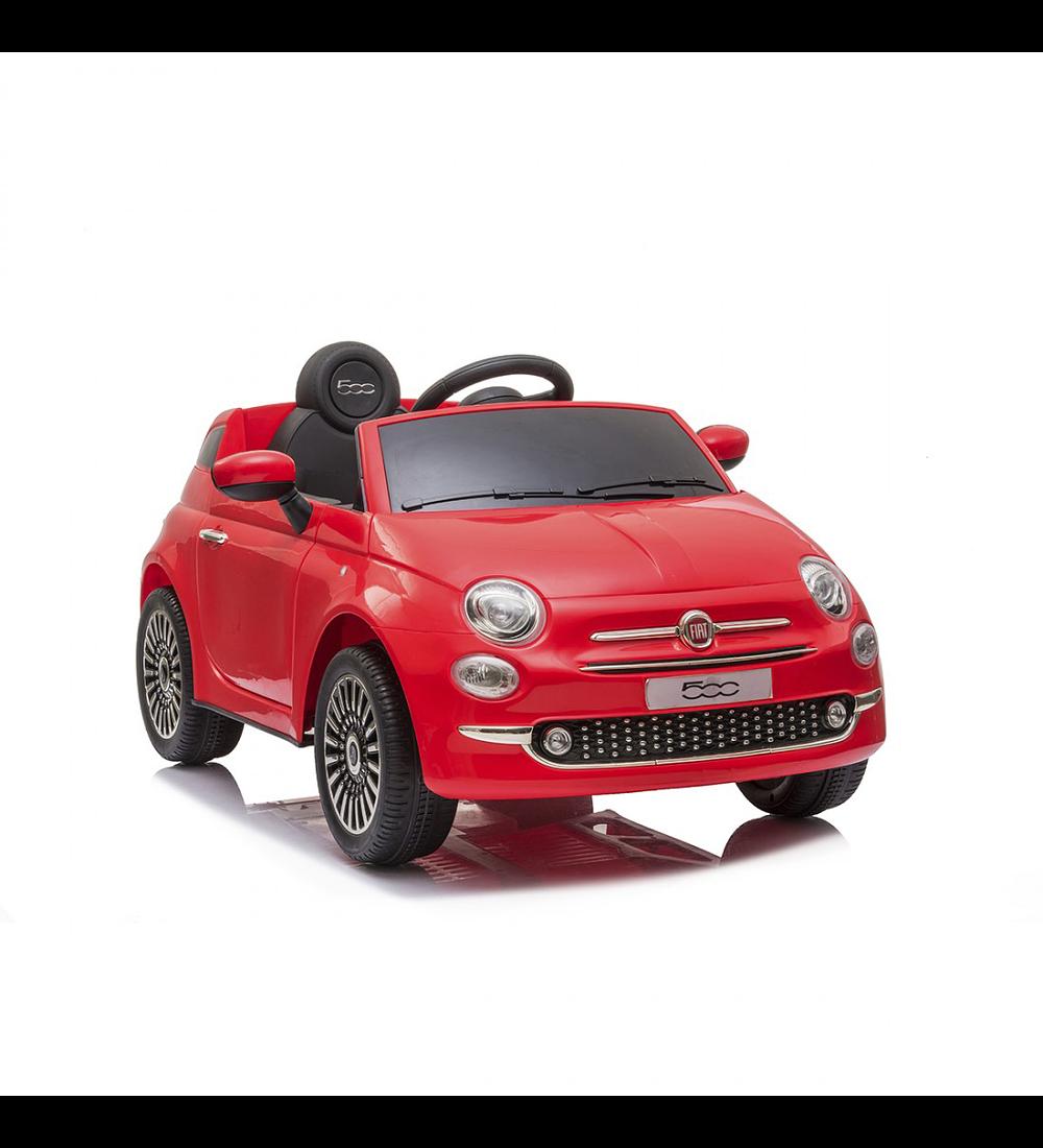 Fiat 500 - Vermelho