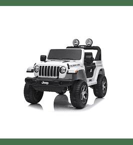 Jeep Wrangler - Branco
