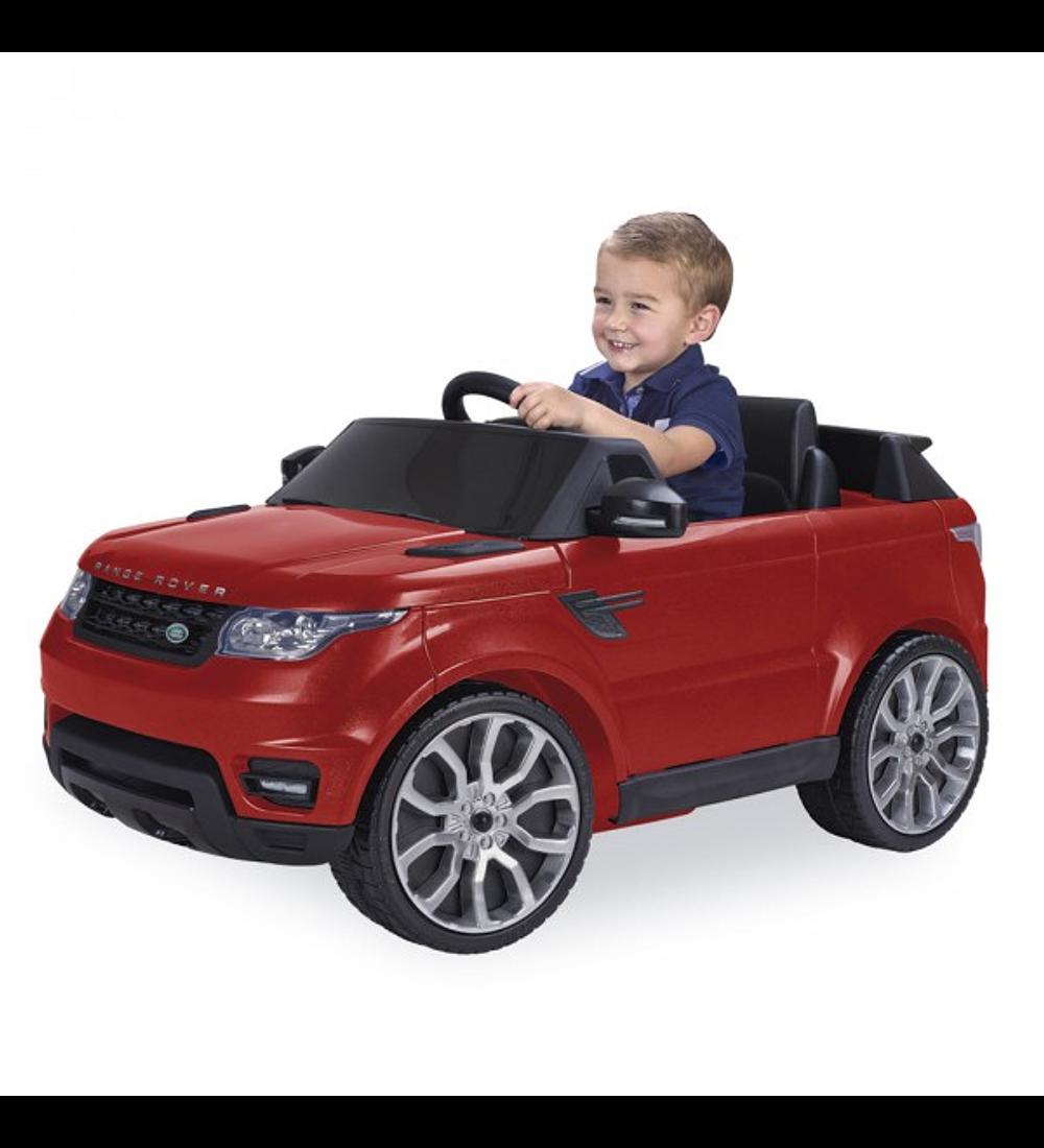 Range Rover Vermelho Rádio Control