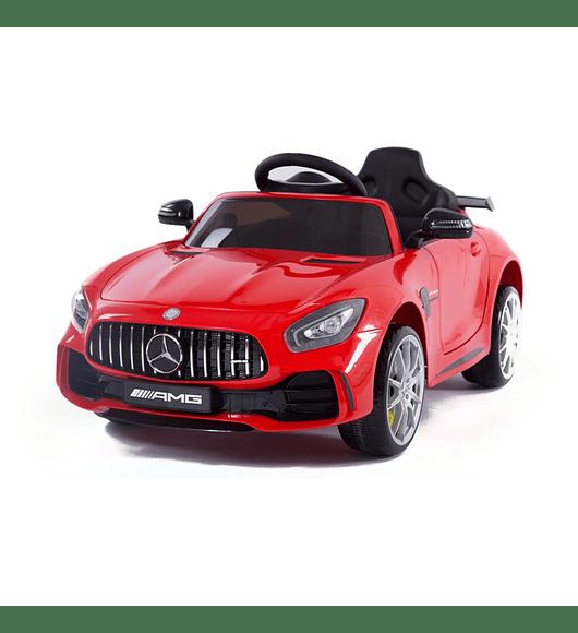 Mercedes AMG GTR - Vermelho