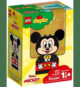 O Meu Primeiro Modelo do Mickey