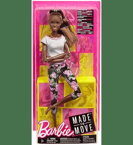 Barbie Movimentos - 2