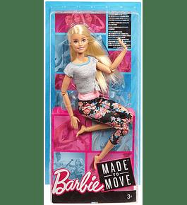 Barbie Movimentos - 3