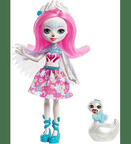 Boneca com Amigo - Saffi Swan
