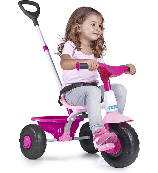 Triciclo Baby Trike Pink