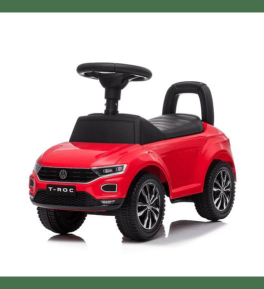 Volkswagen T-ROC - Vermelho