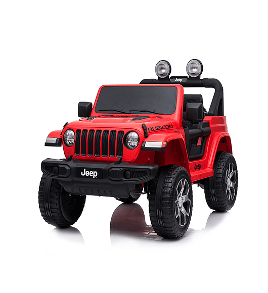 Jeep Wrangler - Vermelho