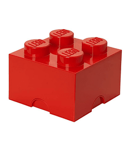 4 Brick - Vermelho