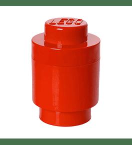 1 Brick Redondo - Vermelho