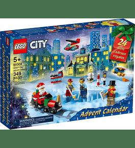 Calendário do Advento City 2021