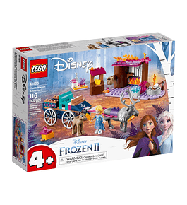 A Aventura em Caravana da Elsa