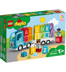 Camião do Alfabeto