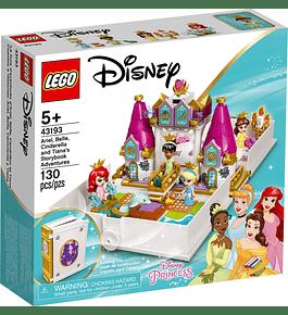 O Livro de Histórias e Aventuras de Ariel, Bela, Cinderela e Tiana