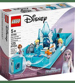 O Livro de Aventuras da Elsa e do Nokk