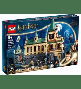 A Câmara dos Segredos de Hogwarts