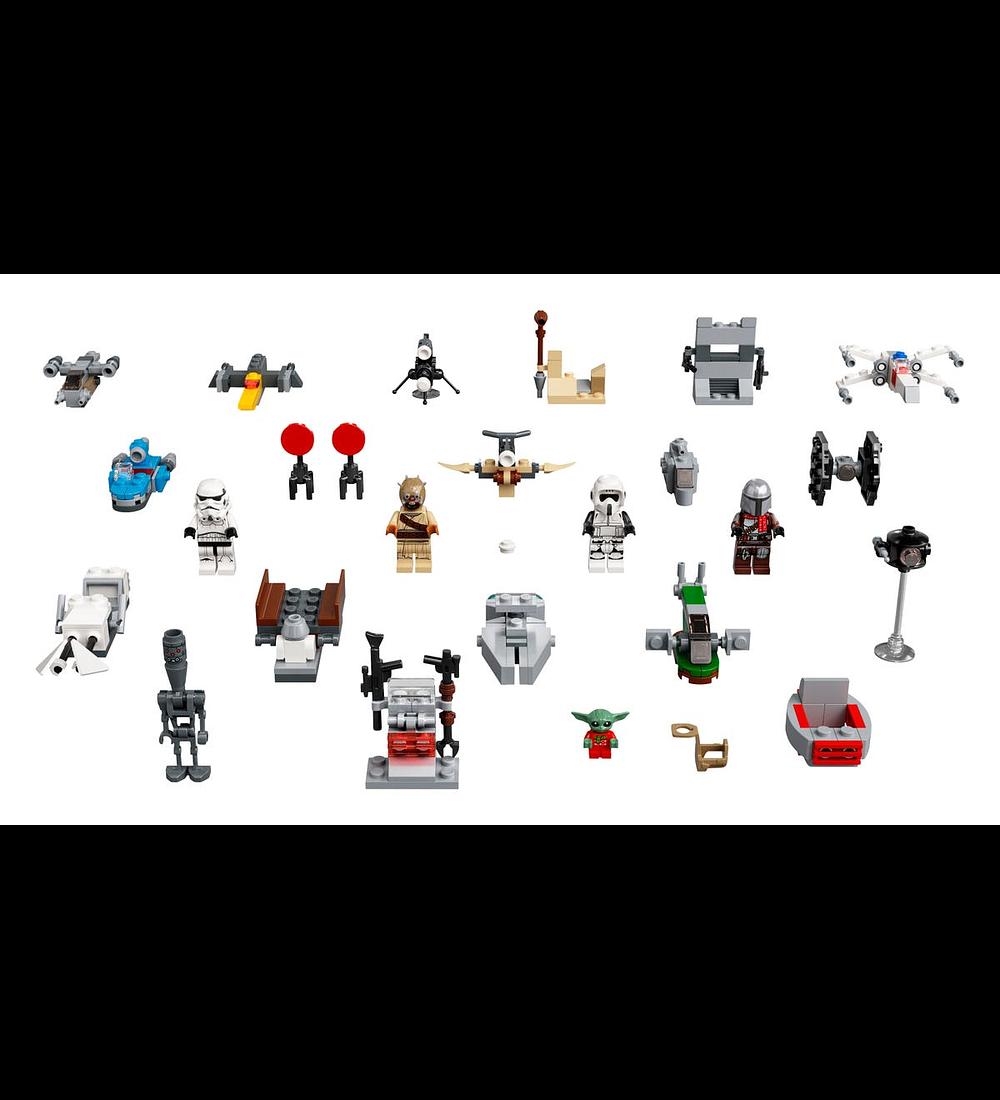 Calendário do Advento Star Wars 2021