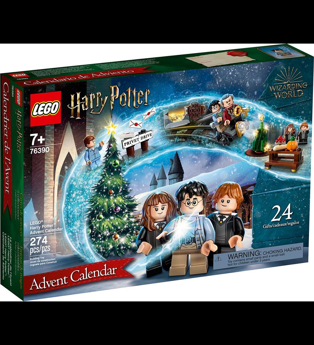 Calendário do Advento Harry Potter 2021