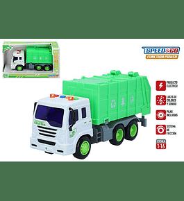 Speed & Go - Camião do Lixo