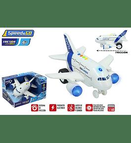 Speed & Go - Avião com Luz e Sons