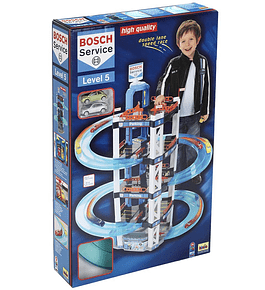 Bosch - Garagem 5 Andares