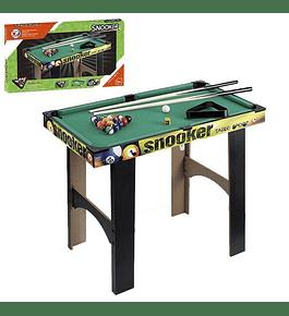 Mesa Snooker de Madeira