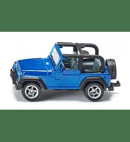 Siku - Jeep Wrangler Azul