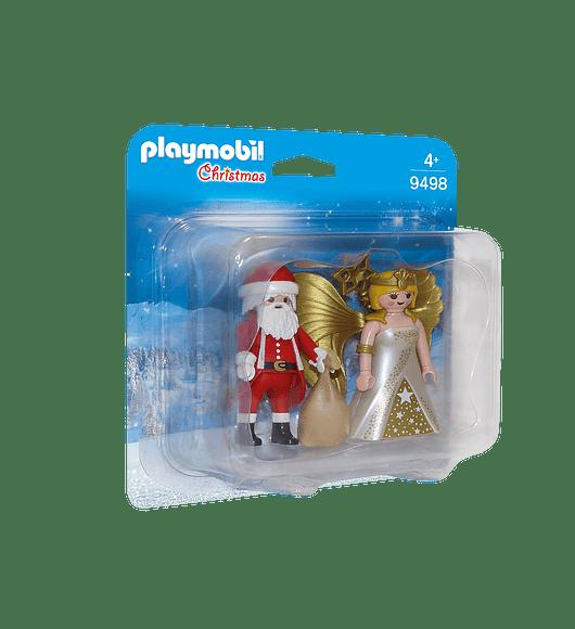 Duo Pack Pai Natal com Anjo