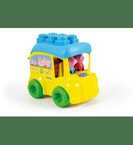 Soft Clemmy - Autocarro Peppa Pig