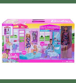 Casa Portátil da Barbie