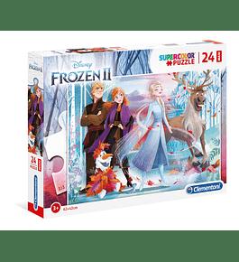 Puzzle Maxi 24 pçs - Frozen II