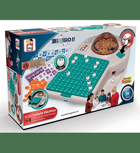 Bingo Eletrónico - 24 Cartões