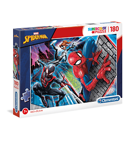 Puzzle 180 pçs - Spider-Man
