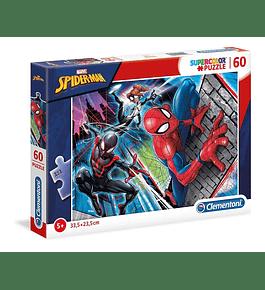 Puzzle 60 pçs - Spider-Man