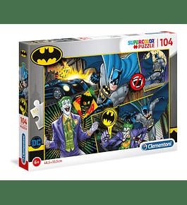Puzzle 104 pçs - Batman
